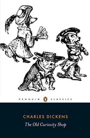 Buy The Old Curiosity Shop: A Tale by CHARLES DICKEN online in india - Bookchor | 9780140437423