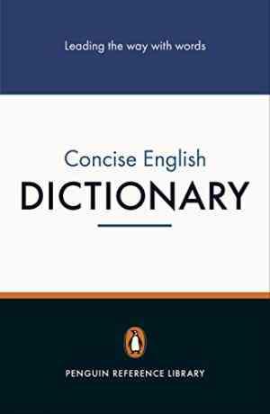 Buy Penguin Concise English Dictionary by Robert Allen , Edited By Robert Allen online in india - Bookchor   9780140515190