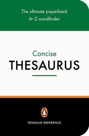 Buy Penguin Concise Thesaurus by Martin H Manser Edited , Rosalind Fergusson , David Pickering Edited , Edited By Rosalind Fergusson online in india - Bookchor   9780140515206