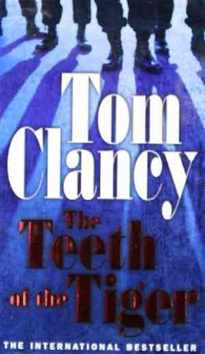 Buy Teeth of the Tiger by Tom Clancy online in india - Bookchor   9780141004921