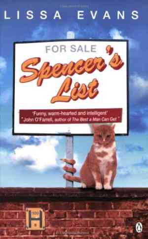 Buy Spencers List by Lissa Evans online in india - Bookchor | 9780141006918