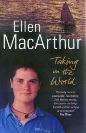Buy Taking on the World by Ellen MacArthur online in india - Bookchor | 9780141006970