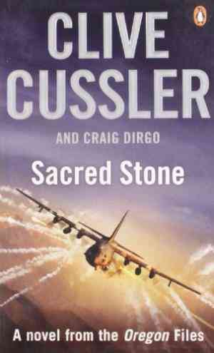 Buy Sacred Stone by Clive Cussler , Clive Cussler online in india - Bookchor   9780141010328