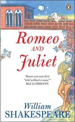Buy Romeo and Juliet by William Shakespeare online in india - Bookchor | 9780141012261