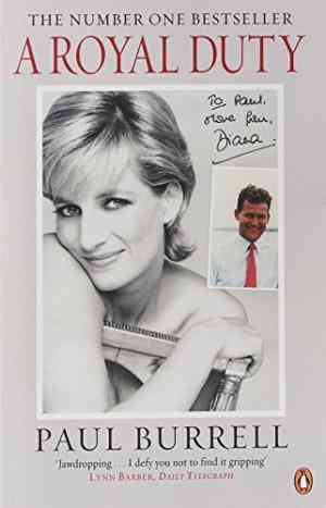 Buy Royal Duty by Paul Burrell online in india - Bookchor   9780141018287