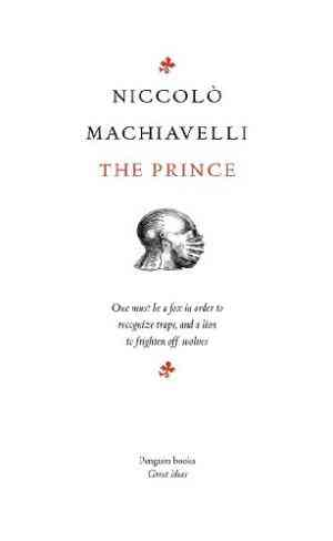 Buy Prince by Niccolo Machiavelli online in india - Bookchor | 9780141018850