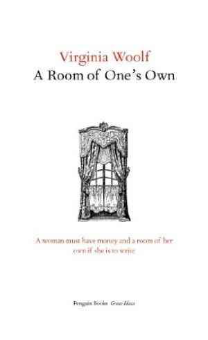 Buy Room of Ones Own by Virginia Woolf online in india - Bookchor   9780141018980