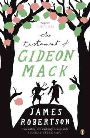 Buy Testament of Gideon Mack by James Robertson online in india - Bookchor   9780141023359
