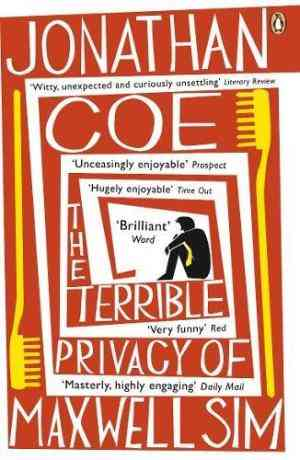 Buy Terrible Privacy of Maxwell Sim by Jonathan Coe online in india - Bookchor   9780141033921