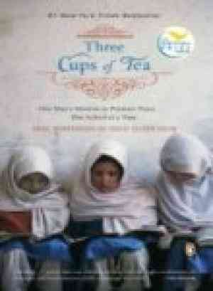 Buy Three Cups of Tea by Greg Mortenson online in india - Bookchor   9780141034263