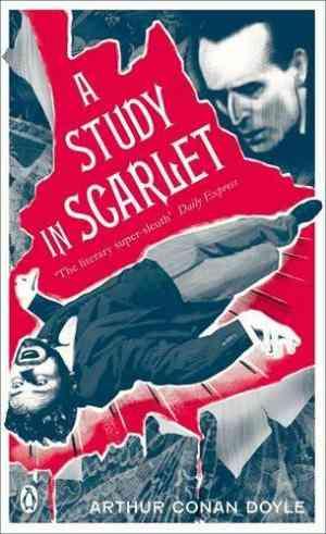 Buy Study in Scarlet by Sir Arthur Conan Doyle online in india - Bookchor   9780141034331
