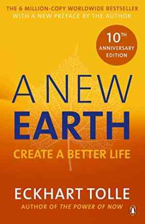 Buy New Earth by Eckhart Tolle online in india - Bookchor | 9780141039411