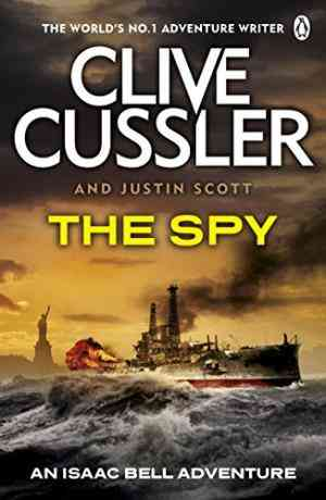 Buy Spy by Clive Cussler online in india - Bookchor | 9780141045924