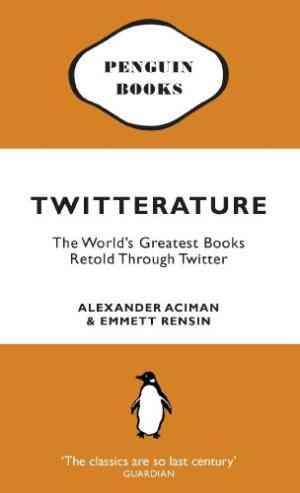 Buy Twitterature by Alexander Aciman online in india - Bookchor | 9780141047713