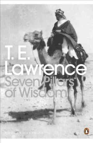 Buy Seven Pillars of Wisdom by T E Lawrence online in india - Bookchor   9780141182766