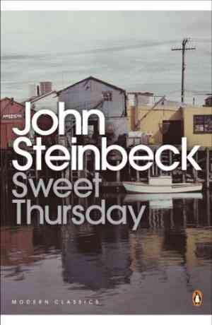 Buy Sweet Thursday by John Steinbeck online in india - Bookchor | 9780141185521
