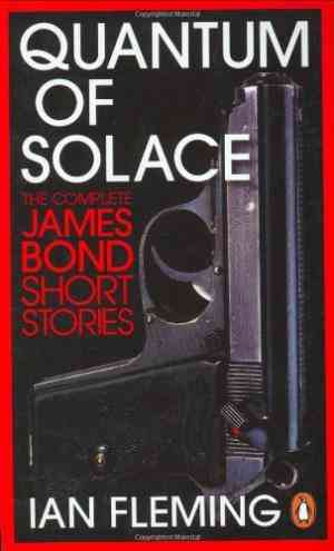 Buy Quantum of Solace by Ian Fleming online in india - Bookchor | 9780141190419