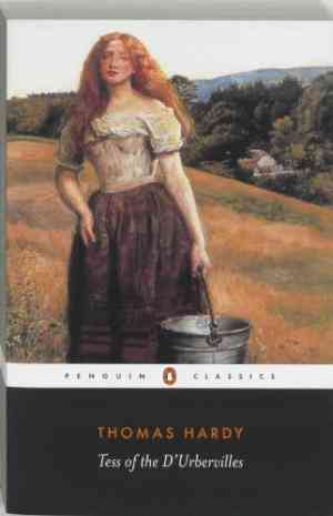 Buy Tess of the dUrbervilles by Thomas Hardy online in india - Bookchor | 9780141439594