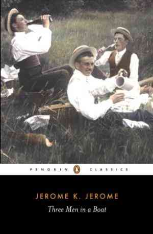 Buy Three Men in a Boat by Jerome K. Jerome online in india - Bookchor   9780141441214