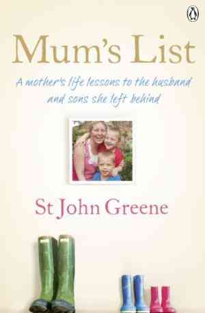 Buy Mums List by St John Greene online in india - Bookchor   9780718158330