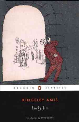 Buy Lucky Jim by Kingsley Amis online in india - Bookchor | 9780140186307