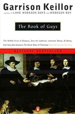 Buy The Book of Guys: Stories by Garrison Keillor online in india - Bookchor   9780140233728