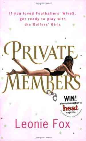 Buy Private Members by Leonie Fox online in india - Bookchor   9780141028064