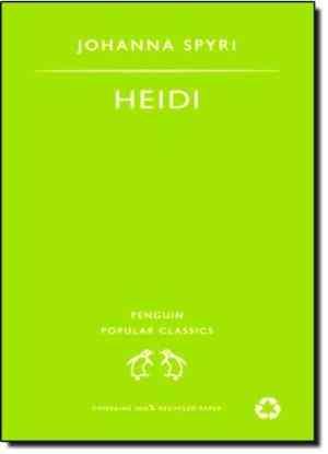 Buy Heidi by Johanna Spyri online in india - Bookchor   9780140621914