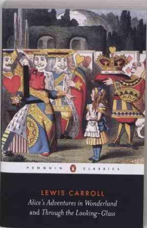 Buy Alices Adventures in Wonderland and Through the Looking Glass by Lewis Carroll , John Tenniel Illustrator , Hugh Haughton Edited , Sir John Tenniel Illustrated , Lewis Carroll online in india - Bookchor   9780141439761