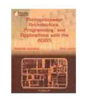 Buy Microprocessor Architecture, Programming, And Applications With The 8085 by Ramesh Gaonkar online in india - Bookchor   9788187972099