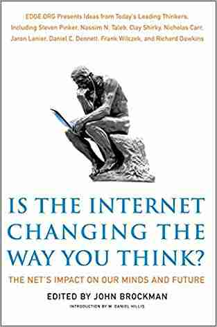 Buy Is the Internet Changing the Way You Think?: The Nets Impact on Our Minds and Future by Mr. John Brockman online in india - Bookchor   9780062020444