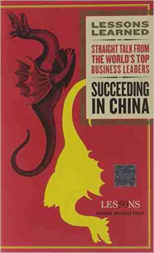 Buy Succeeding in China by HBP online in india - Bookchor | 9781422139875