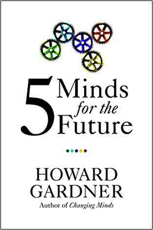 Buy Five Minds for the Future by Howard Gardner online in india - Bookchor   9781422145357