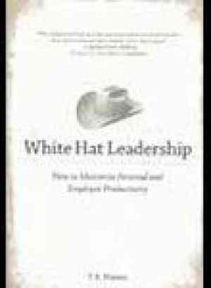 Buy White Hat Leadership by T. R. Warren online in india - Bookchor   9781423604495