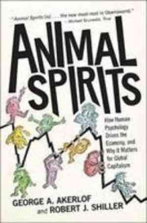 Buy Animal Spirts by Alkerlof Geroge A online in india - Bookchor   9780691150901