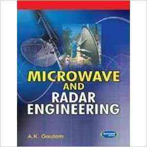 Buy Microwave And Radar Engineering by A. K. Gautam online in india - Bookchor | 9788188458189