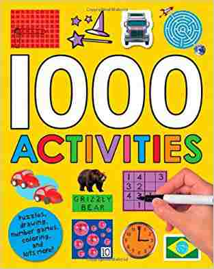 Buy 1000 Activities by Roger Priddy online in india - Bookchor | 9780312506506
