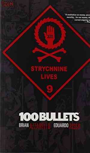 Buy Strychnine Lives by Brian Azzarello online in india - Bookchor | 9781401209285