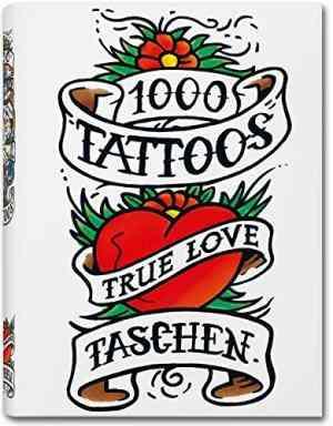 Buy 1000 Tattoos by Henk Schiffmacher , Burkhard EDT Riemschneider online in india - Bookchor | 9783822841075