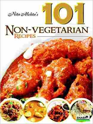 Buy 101 Non Vegetarian Recipes by Nita Mehta online in india - Bookchor   9788178692708