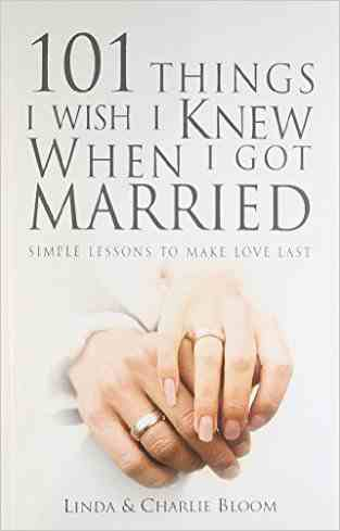 Buy 101 Things I Wish I Knew When I Got Married by Charlie Bloom online in india - Bookchor   9788188479702