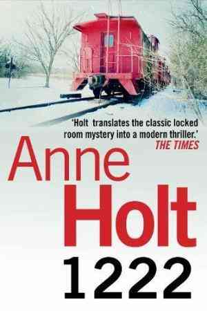Buy 1222 by Anne Holt online in india - Bookchor | 9781848876095