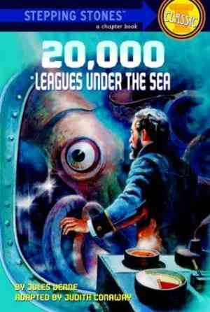 Buy 20,000 Leagues Under the Sea by Jules Verne online in india - Bookchor | 9780394853338