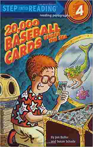 Buy 20,000 Baseball Cards Under the Sea by Jon Buller online in india - Bookchor   9780679815693