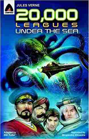Buy 20,000 Leagues Under the Sea by Jules Verne online in india - Bookchor | 9789380028415