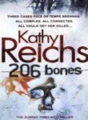 Buy 206 Bones by Kathy Reichs online in india - Bookchor   9780099547464