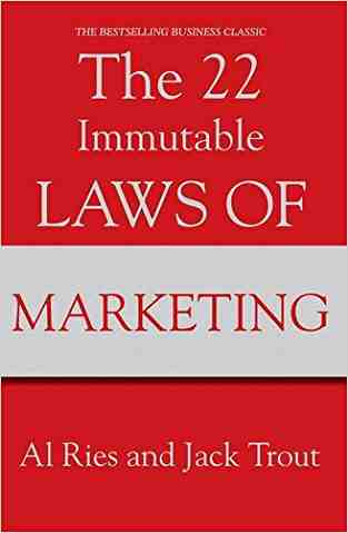 Buy 22 Immutable Laws of Marketing by Al Ries online in india - Bookchor | 9781861976109