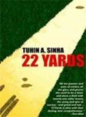 Buy 22 Yards by Sinha Tuhin A online in india - Bookchor | 9788189975494