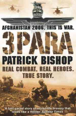 Buy 3 Para by Patrick Bishop online in india - Bookchor   9780007257805
