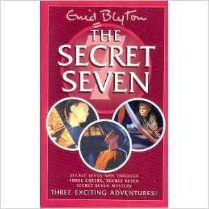 Buy 3 In 1 Secret Seven 7 9 by Enid Blyton online in india - Bookchor | 9780340910917